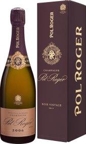 Sekt Rosé Vintage Pol Roger