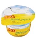 Jogurt bílý selský Billa