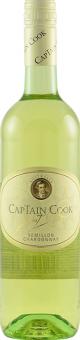Víno Semillon Captain Cook