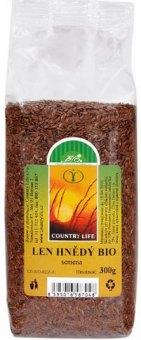 Lněná semínka Country Life