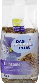 Lněná semínka Das gesunde plus dm