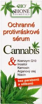 Sérum pleťové proti vráskám bio Cannabis Bione Cosmetics