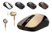 Set myš a sluchátka Genius MH-8015