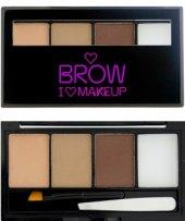 Set na obočí I Love Makeup Revolution