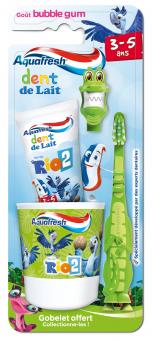 Set na zubní hygienu dětský Aquafresh