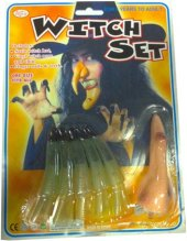 Set pro čarodějnice