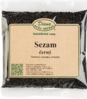 Sezam černý Diana