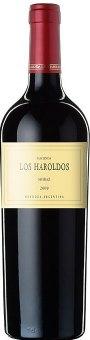 Víno Shiraz Los Haroldos