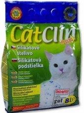Stelivo pro kočky silikátové CatClin