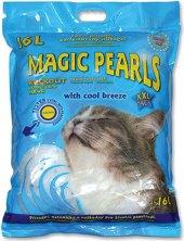 Stelivo pro kočky silikátové Magic Pearls