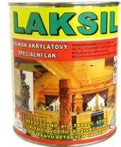 Silikon - akrylátový lak lesk Laksil
