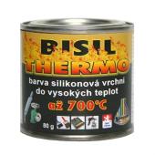 Silikonová vrchní barva Thermo Bisil