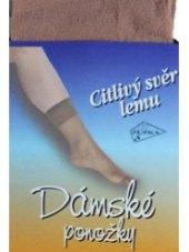 Dámské silonové ponožky Zuzka