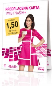SIM karta T-Mobile