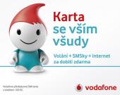SIM karta Vodafone