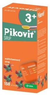 Doplněk stravy vitamínový sirup s probiotiky pro děti Pikovit