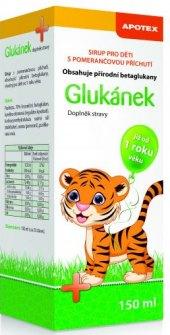 Sirup pro děti Glukánek