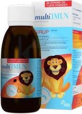 Sirup pro děti vitamínový MultiImun