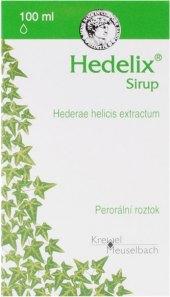 Sirup proti kašli Hedelix