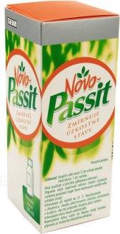 Sirup se sedativním účinkem Novo-Passit Teva