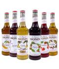 Sirupy k přípravě míchaných nápojů Monin