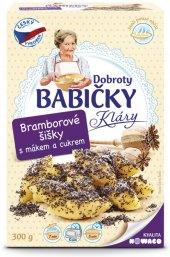 Šišky bramborové mražené Dobroty babičky Kláry