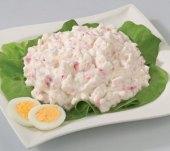 Salát skandinávský sleďový s jogurtem