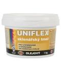 Sklenářský tmel Uniflex Barvy a laky Hostivař