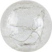 Skleněná koule s LED osvětlením