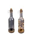 Skleněná láhev LED