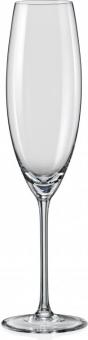 Sklenice na šampaňské Crystalex