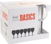Sklenice na víno F&F Basics