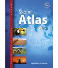 Školní atlas světa Kartografie Praha
