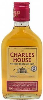 Skotská whisky Charles House