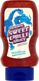 Sladká chilli omáčka s česnekem Blue Dragon