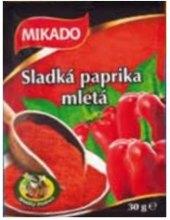 Koření Paprika sladká mletá Mikado