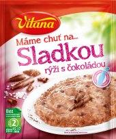 Jídla instantní sladká rýže Vitana