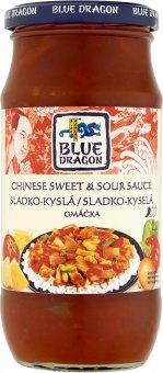 Sladko-kyselá omáčka Blue Dragon