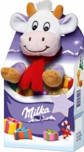 Sladkosti s plyšákem Milka
