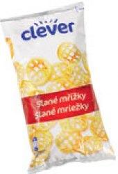 Snack slané mřížky Clever