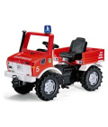 Šlapací hasičské auto Rolly Toys