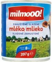 Mléko kondenzované slazené Milmooo