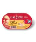 Sleď filety v oleji King Oscar