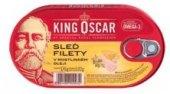 Sleď filety King Oscar
