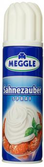 Šlehačka ve spreji Meggle