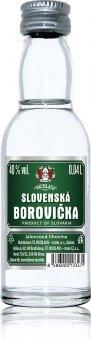 Pálenka Borovička slovenská Old Herold
