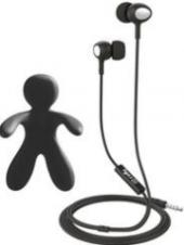 Sluchátka do uší a osvěžovač do auta Celly