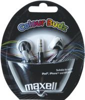 Sluchátka do uší Maxell 303365 Colour Budz