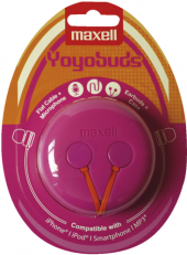 Sluchátka do uší Maxell Yoyo Buds