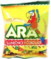 Slunečnice v čokoládě ARA